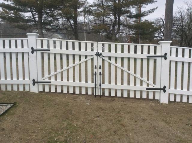 Azek Fence Seacoast Nh Platinum Fence Hampton Nh 03842