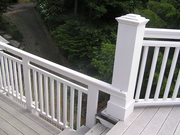 Railings Fence Seacoast Nh Platinum Fence Hampton Nh