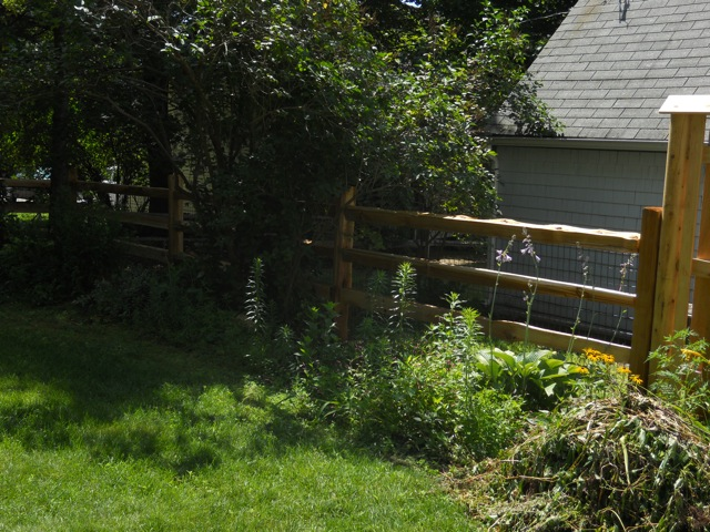 Post Amp Rail Fence Seacoast Nh Platinum Fence Hampton