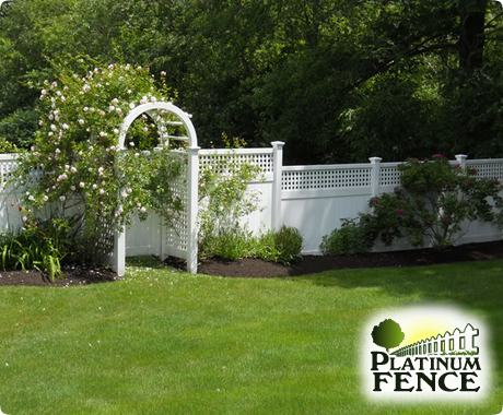 seacoast nh fencing Fence Styles Semi-Privacy